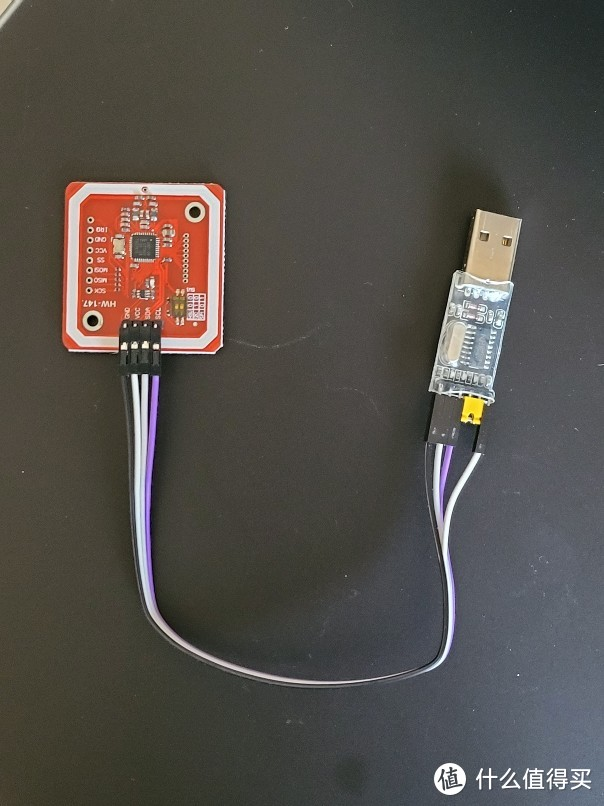 DIY折腾并快乐着 篇一:自制门卡NFC手机保护壳