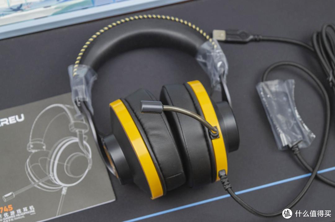 性价比品牌全家桶:达尔优键鼠耳机套装开箱