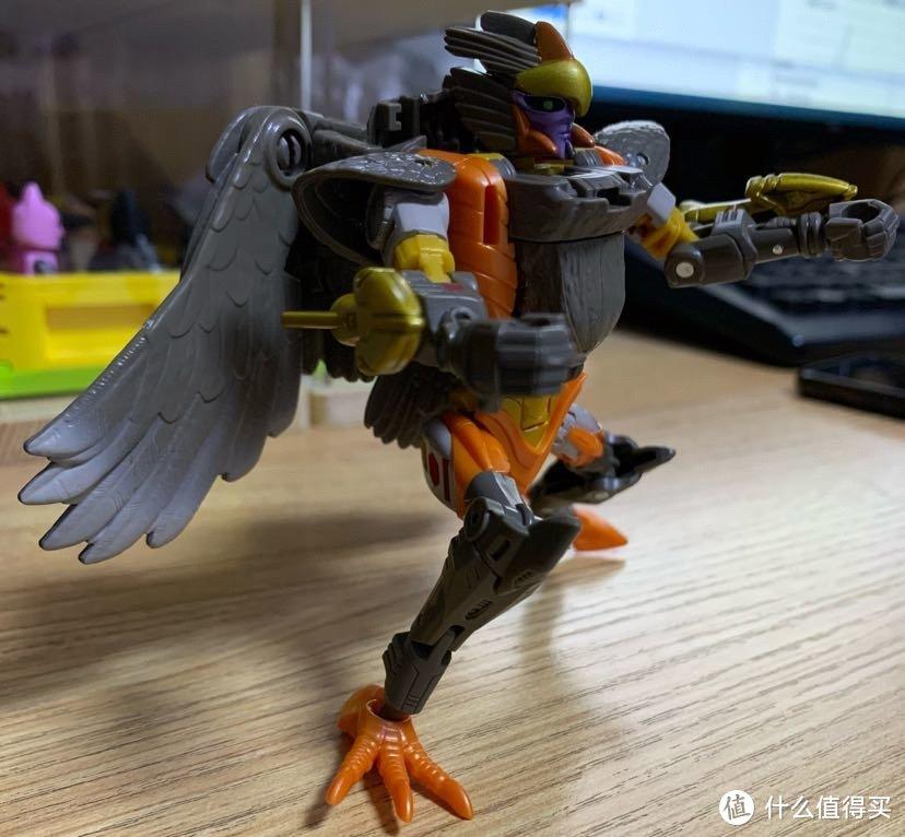 变形金刚 王国 飞箭勇士
