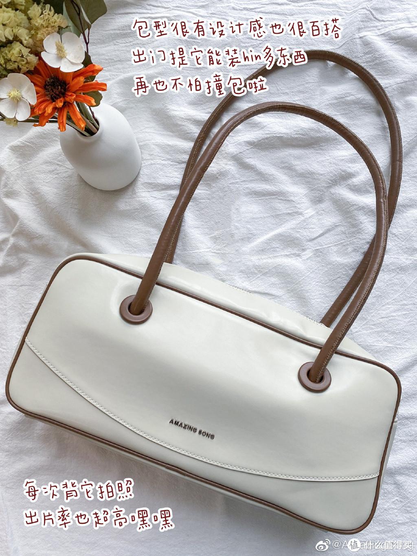 500元内小众包包推荐,质感设计都超棒,不撞包更香!