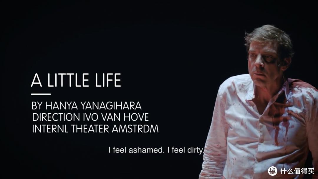 阿姆斯特朗剧院《渺小一生》预告截图