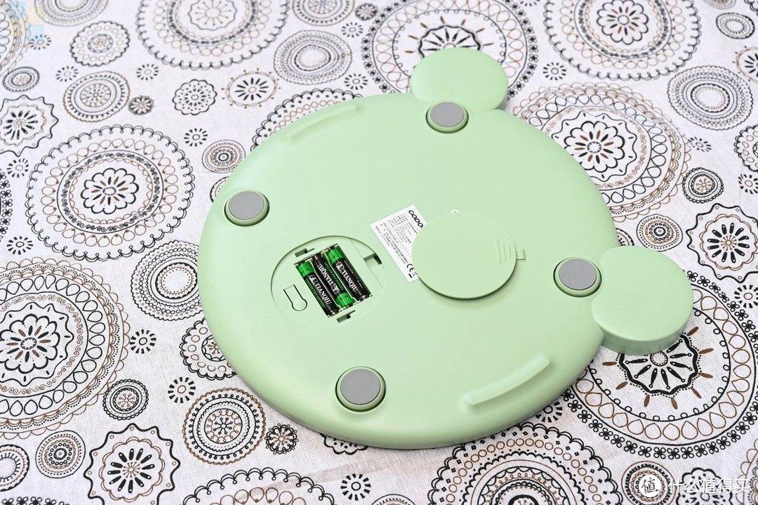 小巧可爱的体脂秤,帮你塑造更健康的体型,咕咚小魔瘦上手