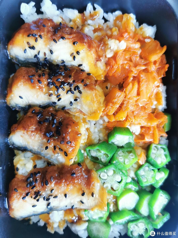 【众测】叮叮一下,鲜享生活:福迪宝微波系列水饺鳗鱼饭礼盒