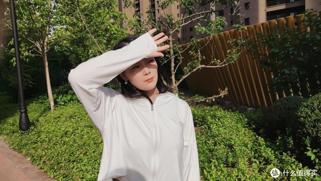 集美们夏天的选择,全波段高倍数防晒披肩