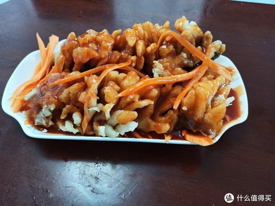 珊瑚鱼两吃,宽油警告(*^ワ^*)