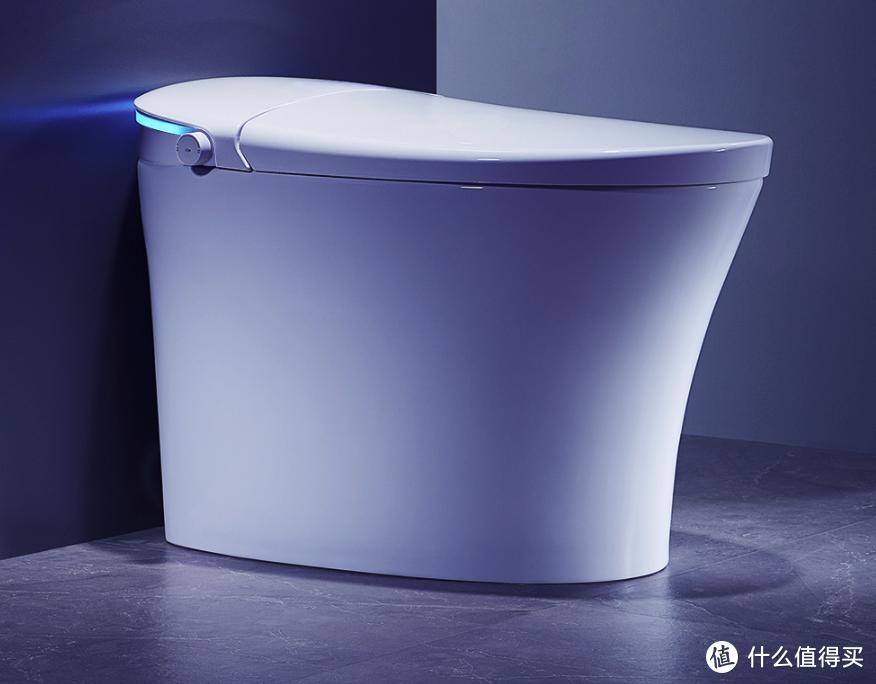 箭牌新品智能马桶,一键旋钮如厕新体验!