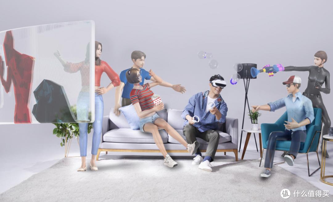 Pico Neo 3,国内完胜Oculus Quest 2的VR体验