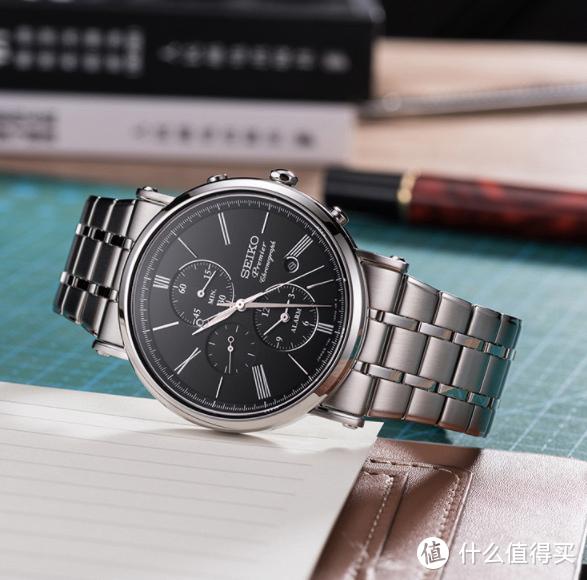 外观酷炫,功能强大,精工2千元以下手表推荐