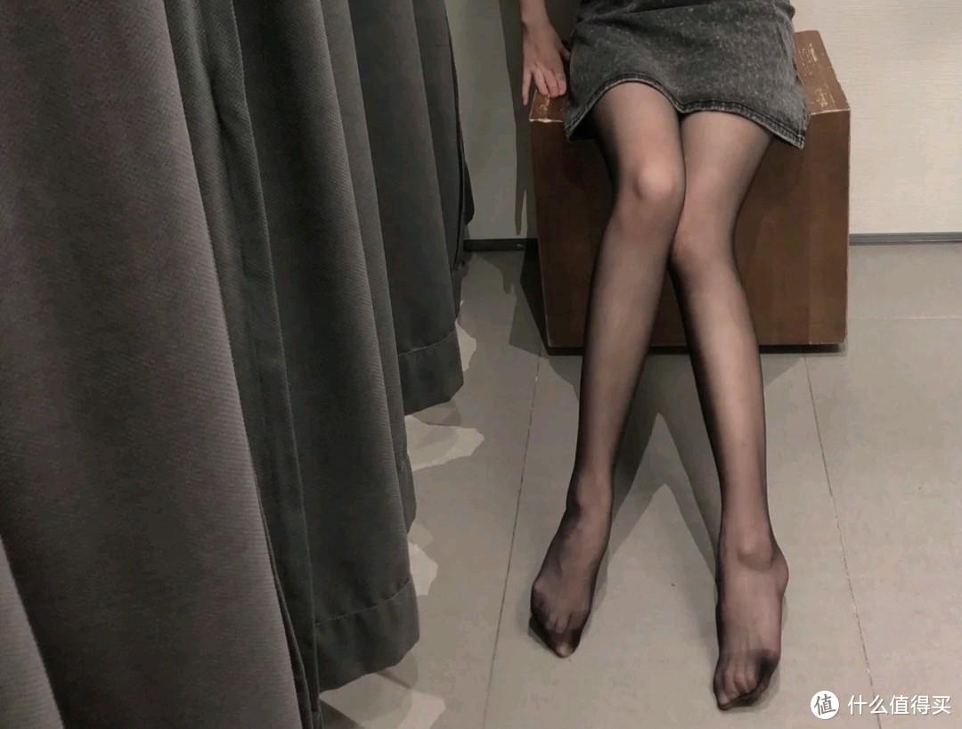 超薄黑色丝袜