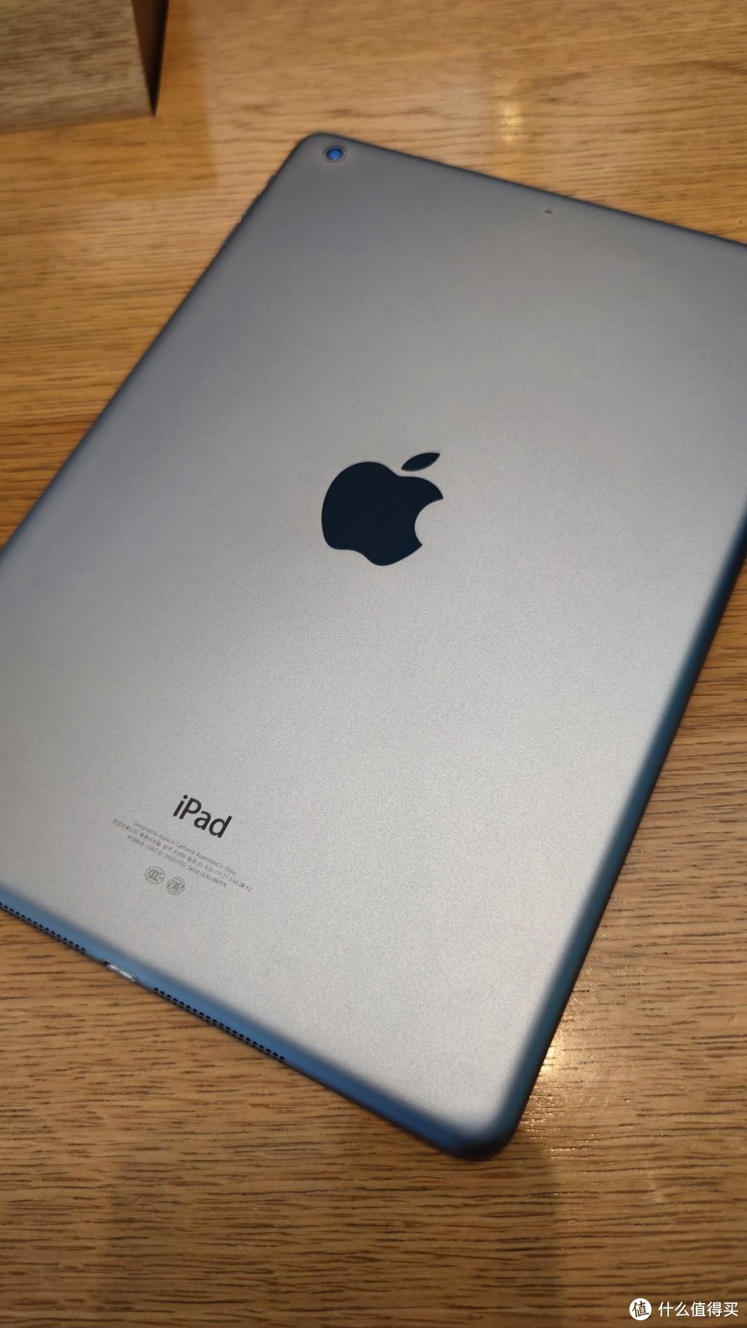 用了7年半的iPad Air1