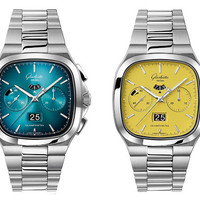 格拉苏蒂原创推出两款全新限量版Seventies Chronograph Panorama Date