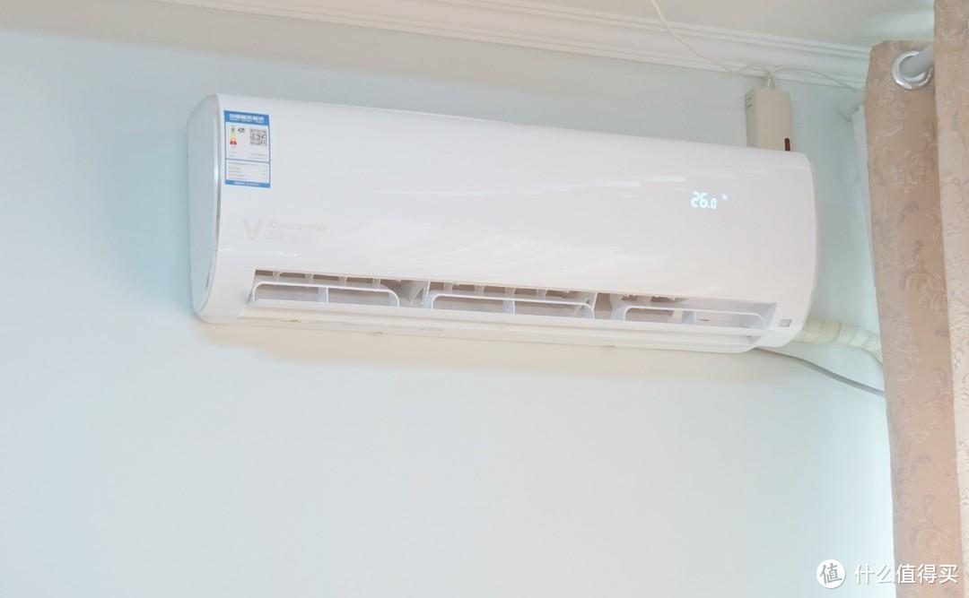 省空间还省电:云米 iCool 2 Max 互联网变频2P挂机空调,真值!