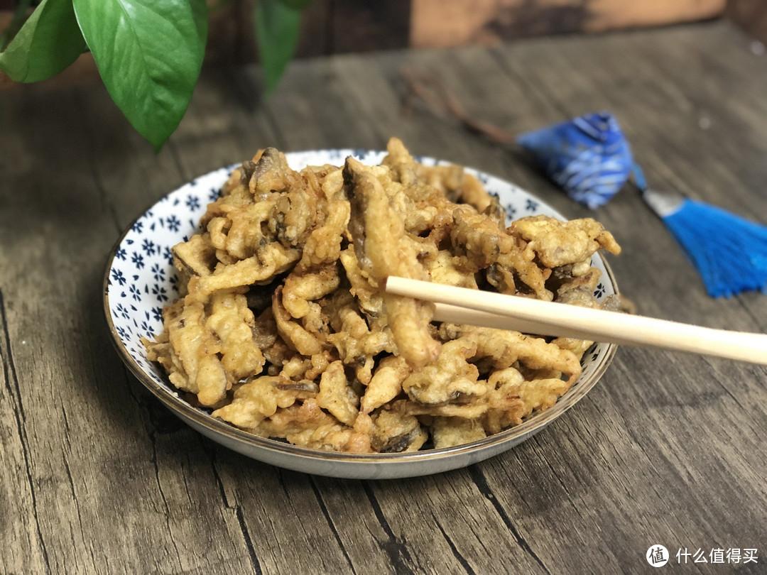 饭店里的干炸蘑菇,大多数人都爱吃,大厨却很少做给自己吃!