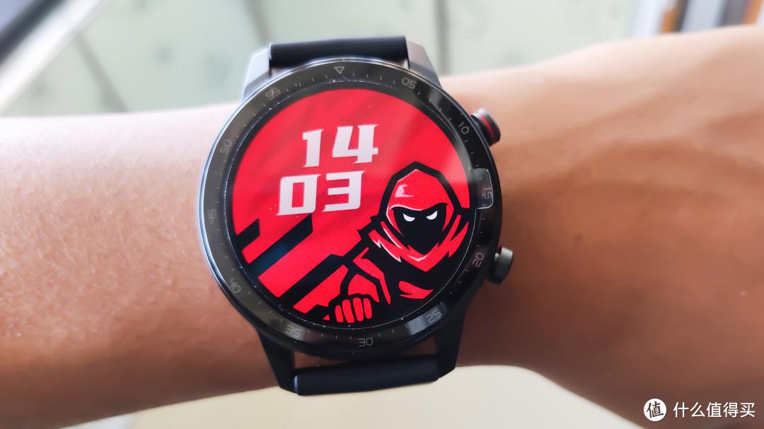 拼搏白天,我要万步打卡:努比亚 SW2102 红魔运动手表晒单