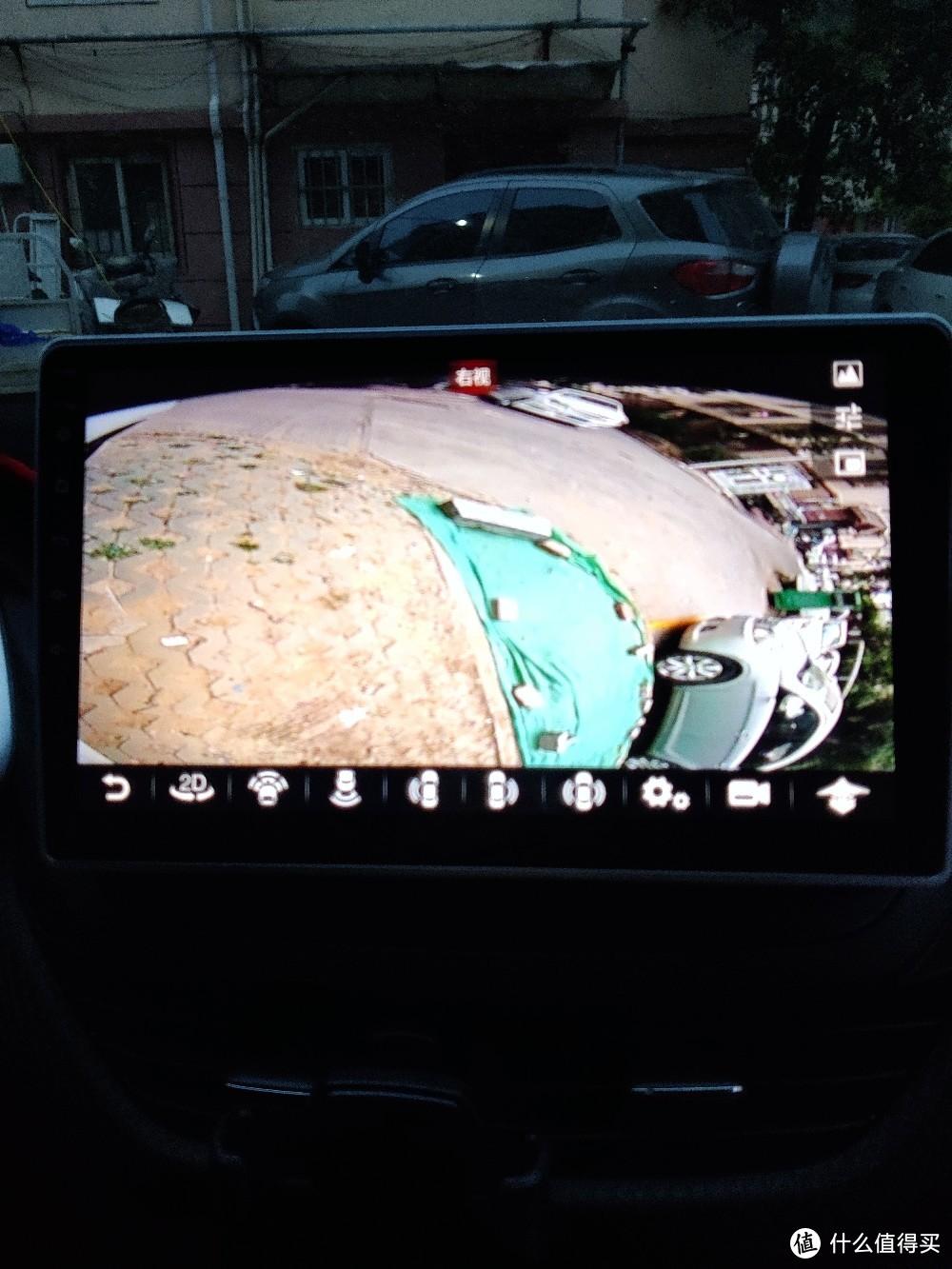 自己动手给裸车5.19万的科沃兹加装360全景影像系统