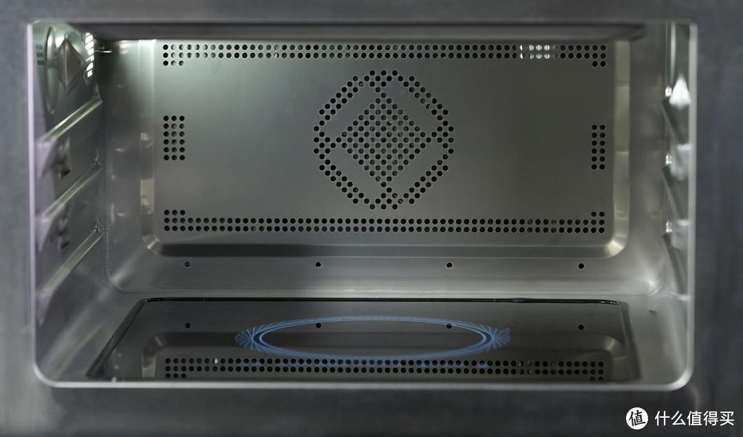 微晶底板+不锈钢