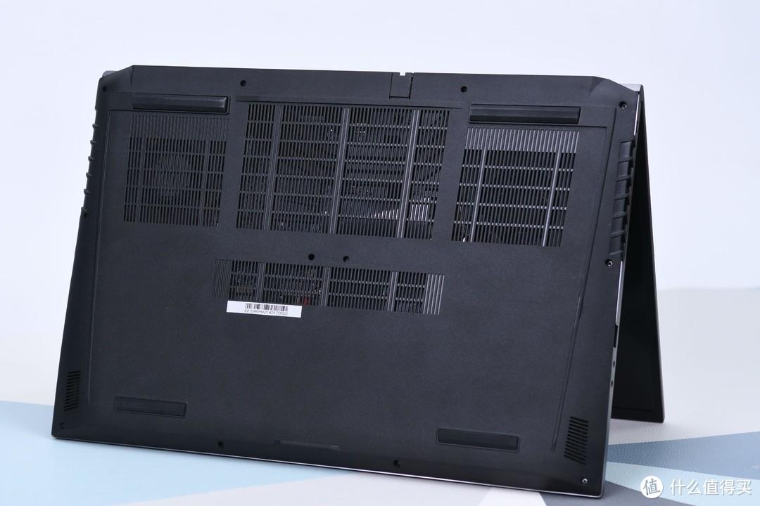 95W功耗RTX3050!机械革命轻薄游戏本Z3 Air评测