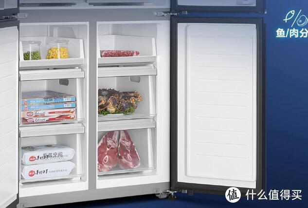 中字、对开、法式、十字、法式多门到底选哪种?500L左右不同门款式冰箱解析,哪种才是最适合你的菜