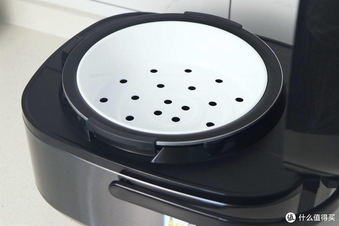 口感和功能都不输高端IH电饭煲:圈厨IH智能快煮电饭煲体验