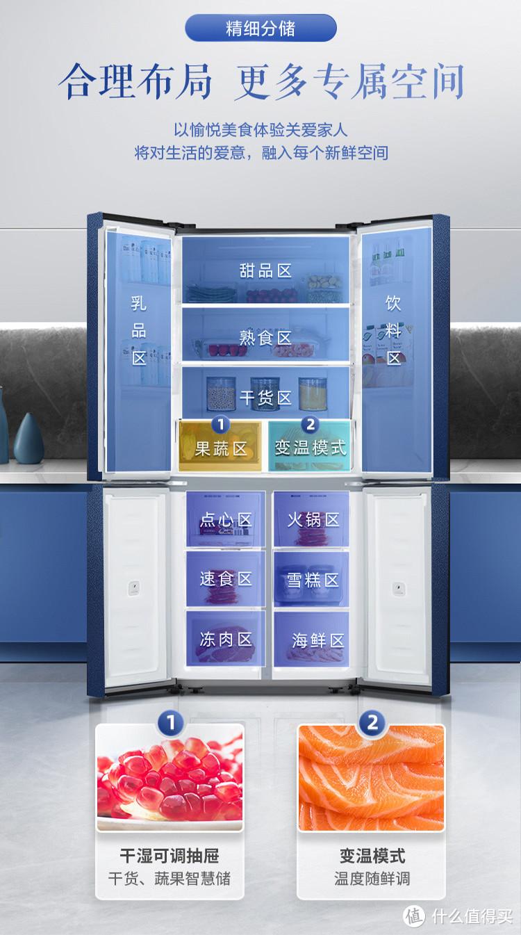 冰箱面板大有讲究!容声冰箱面板解析