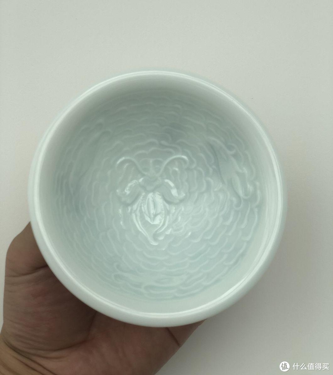 意叁出品鱼跃龙门之德化白主人杯