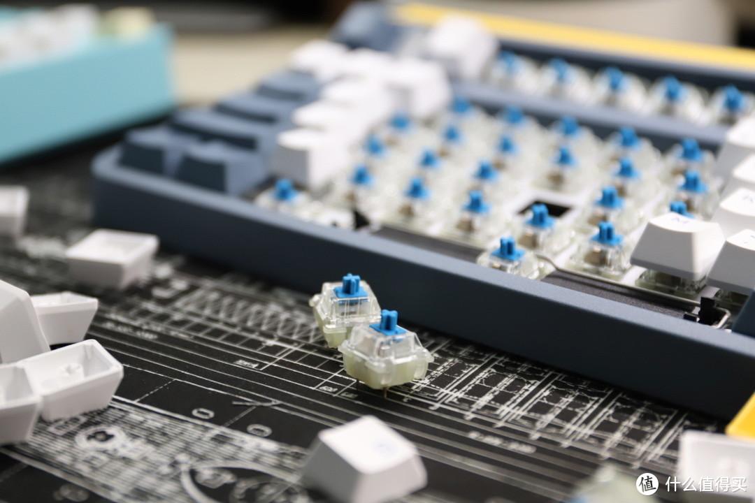 设计才能溢出,硬件配置拉满 Iqunix A80 无线键盘