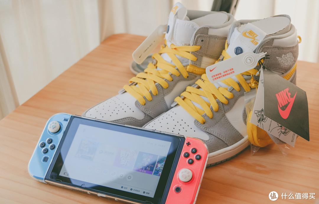 这是一个来自Jordan的Switch——Air Jordan 1 Switch