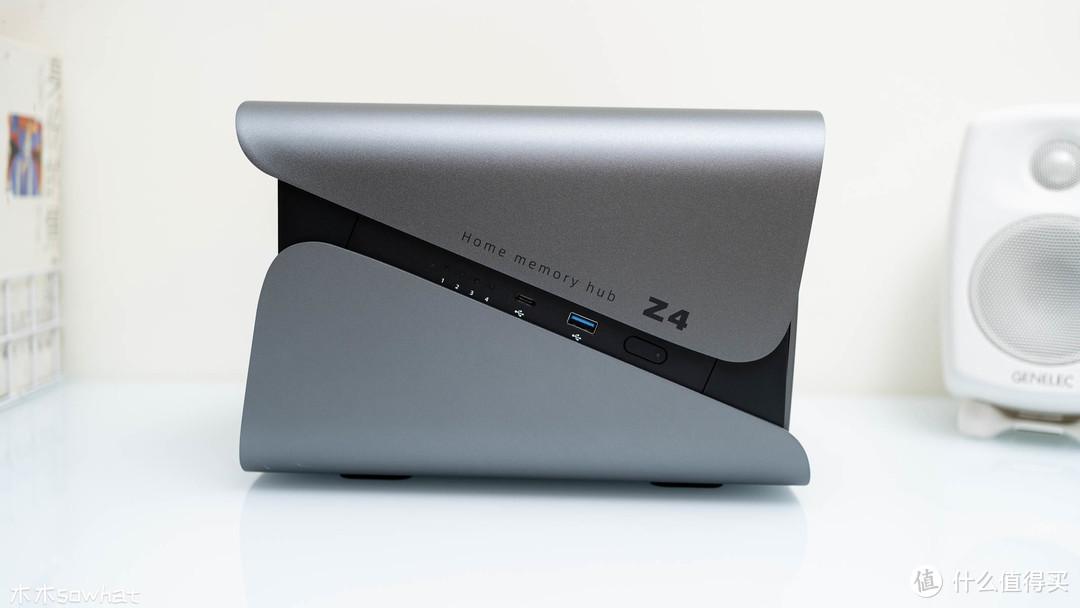 易用、好用——极空间Z4 J4125 四盘位NAS体验