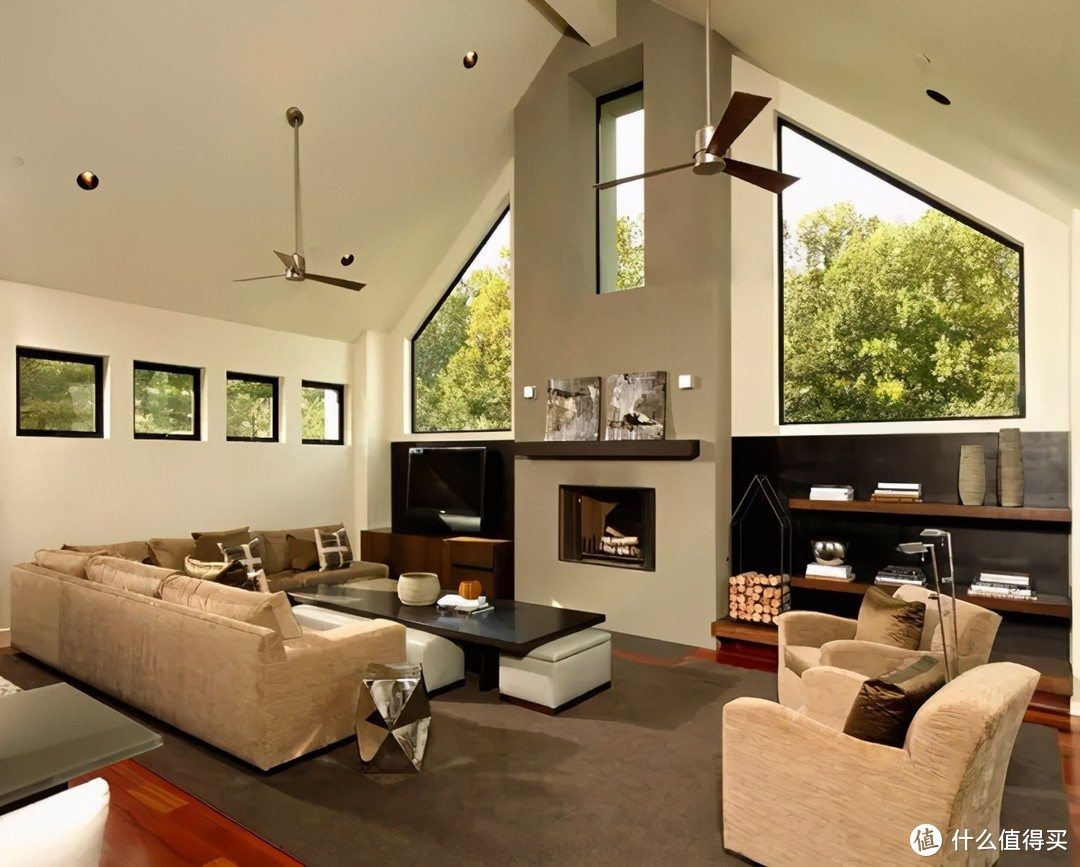 谁说别墅豪宅只能装大落地窗?这些有灵魂的创意门窗它不香吗?