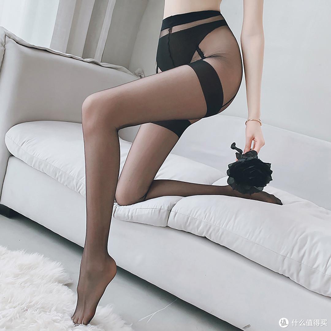 优雅女生怎么能少得了吊袜带——丝袜好搭档,多图预警,爆款推荐,几十块拿下!