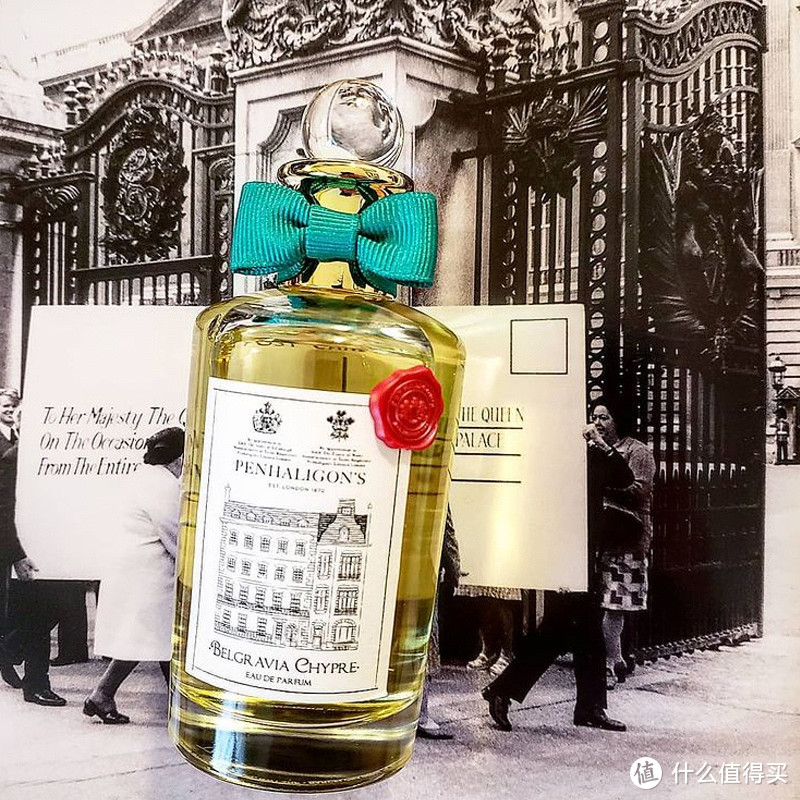 潘海利根 贝尔格莱维亚西普 西普玫瑰(药感)中性香水