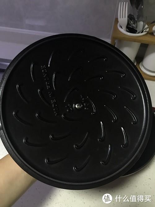 锅盖还是熟悉的锅盖