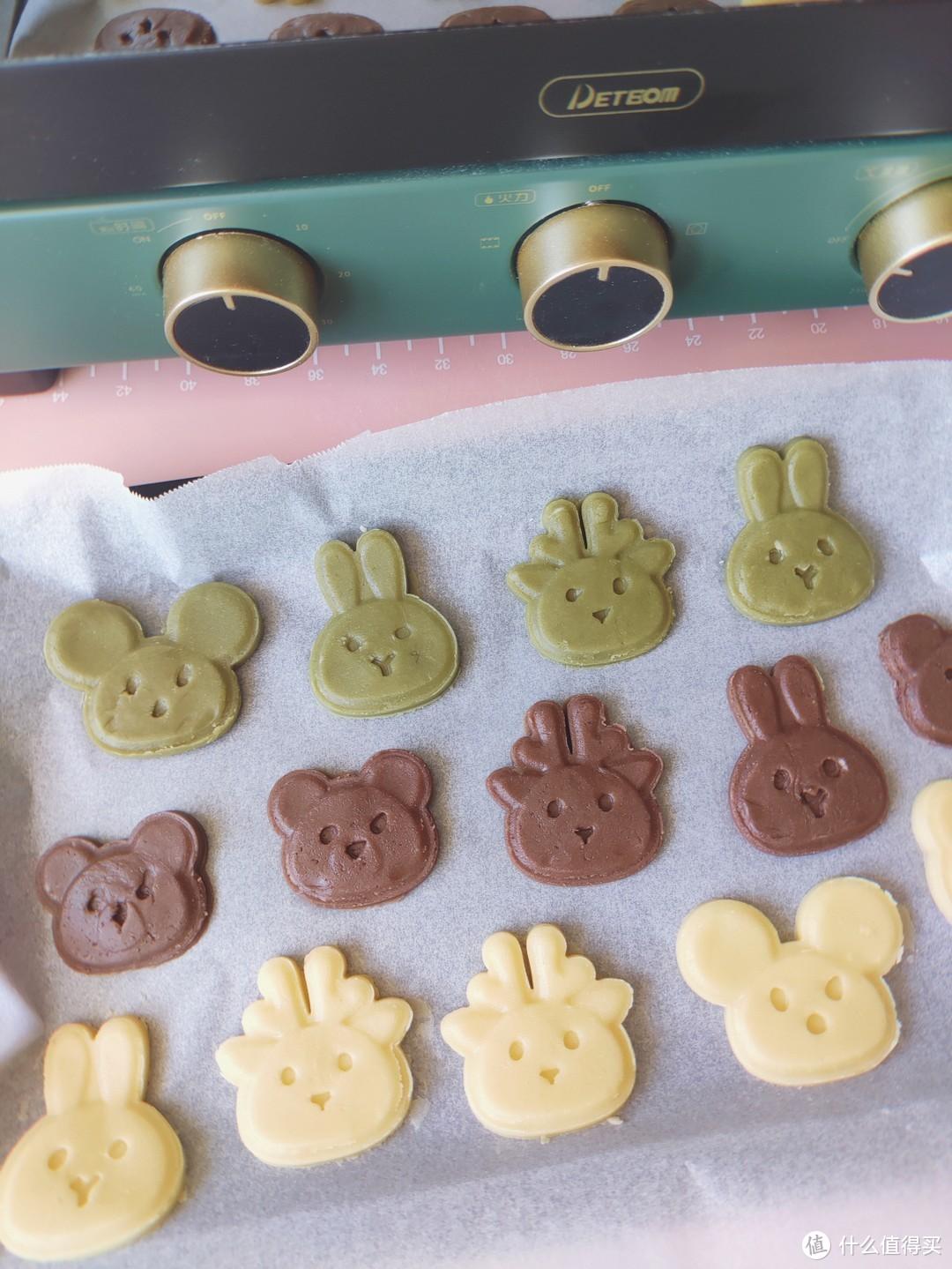 小朋友们都喜欢,小动物饼干,超可爱