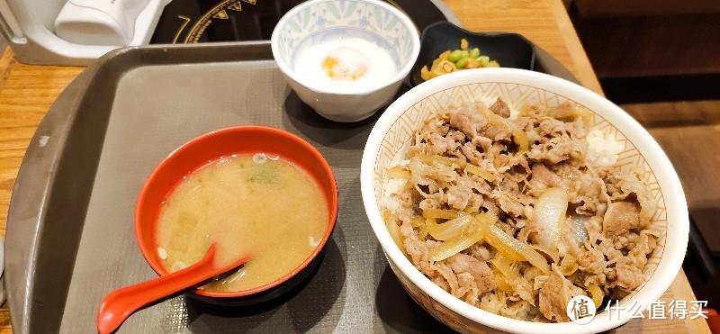 sukiya=食其家?同是日系牛肉饭三巨头之一,与吉野家比如何?