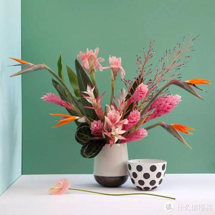 """""""花""""点心思,营造有美感的家庭空间"""