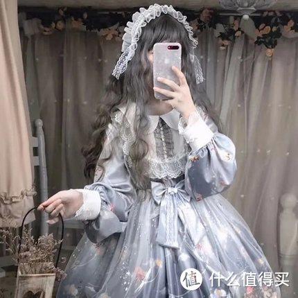 现货洛丽塔lolita裙子正版花嫁日常装公主衣服可爱萝莉塔连衣裙萌
