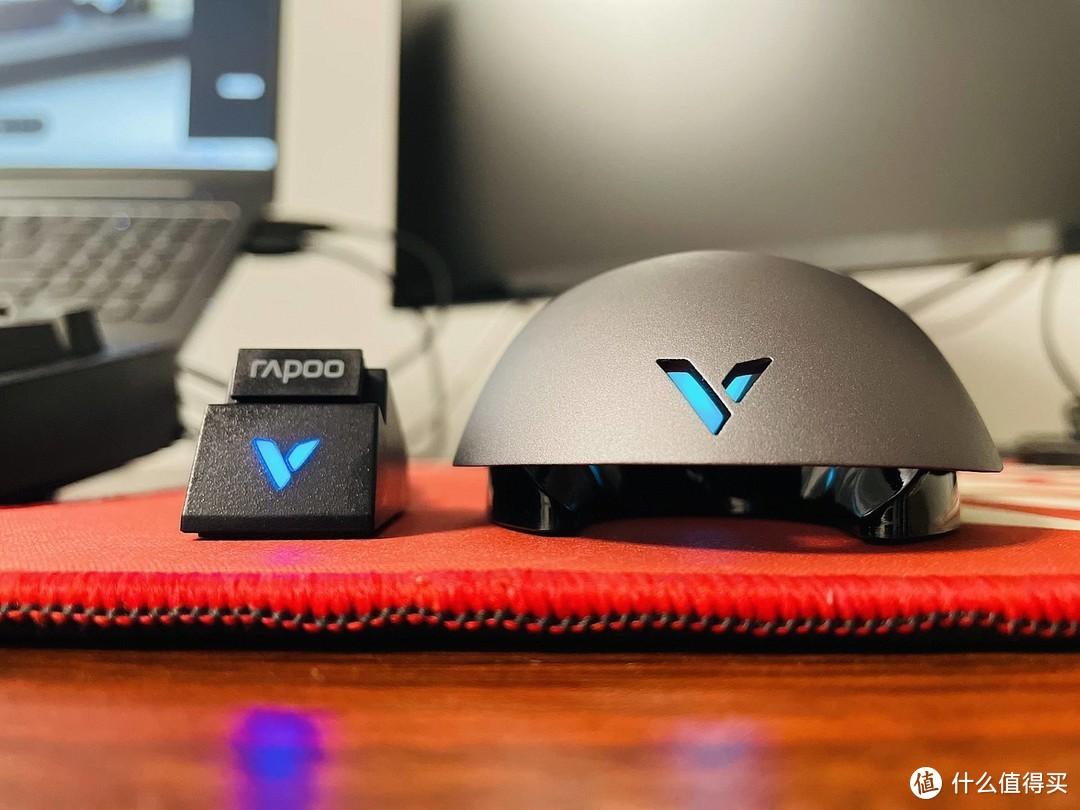 屏显+RGB给你最炫酷的游戏体验——雷柏VT960使用感