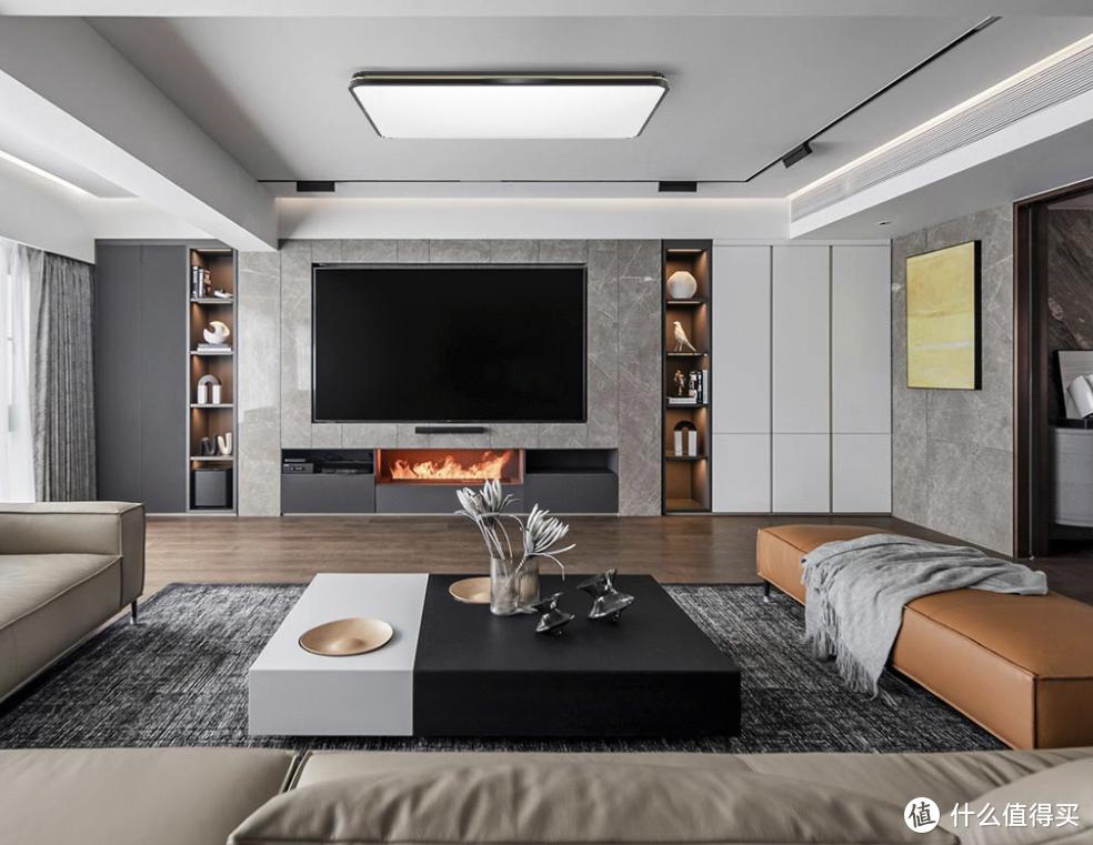 Yeelight黑金系列吸顶灯:简约时尚的家,从超薄吸顶灯开始!