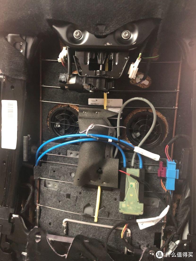 奔驰S级原厂升级通风座椅