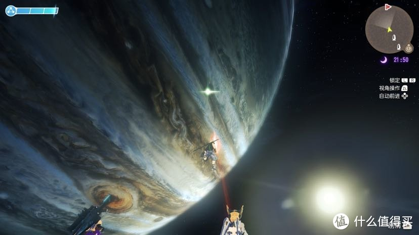 游戏的最后甚至来到了宇宙空间,也映射了游戏主题