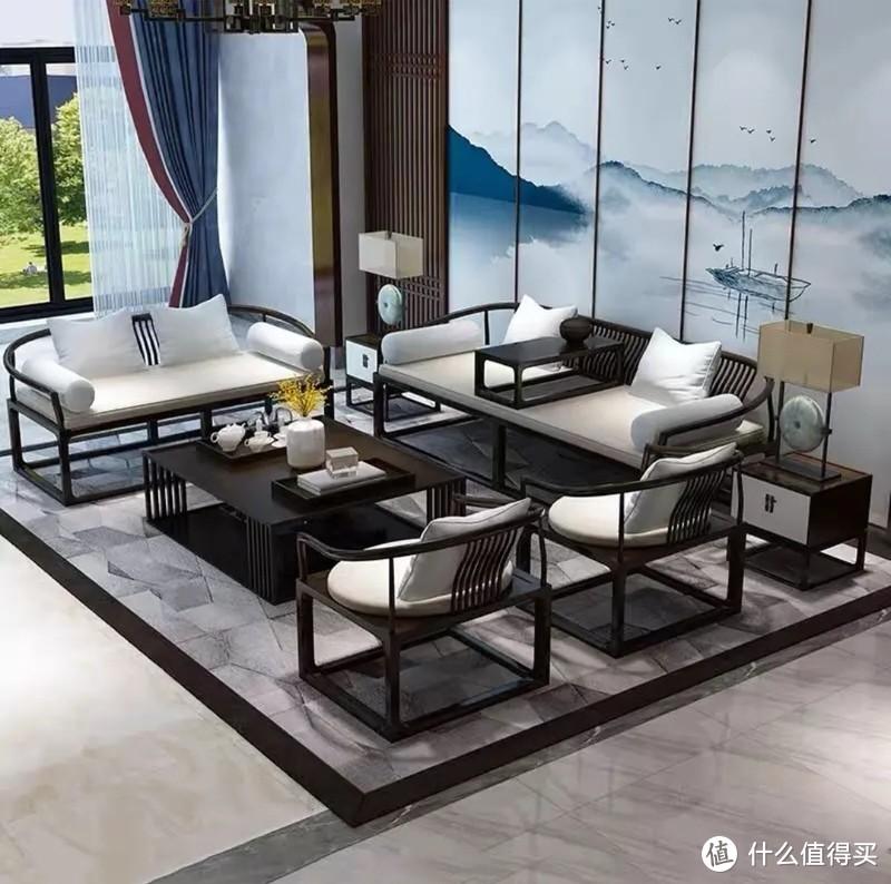 红木家具:中式生活空间,流露出历史的沉静
