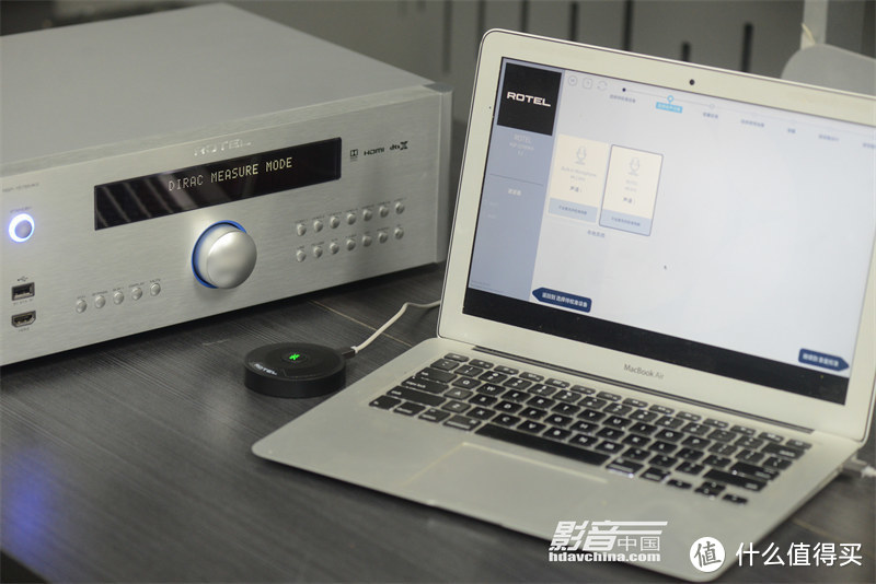 新款家庭影院放大器/处理器增加了Dirac Live软件
