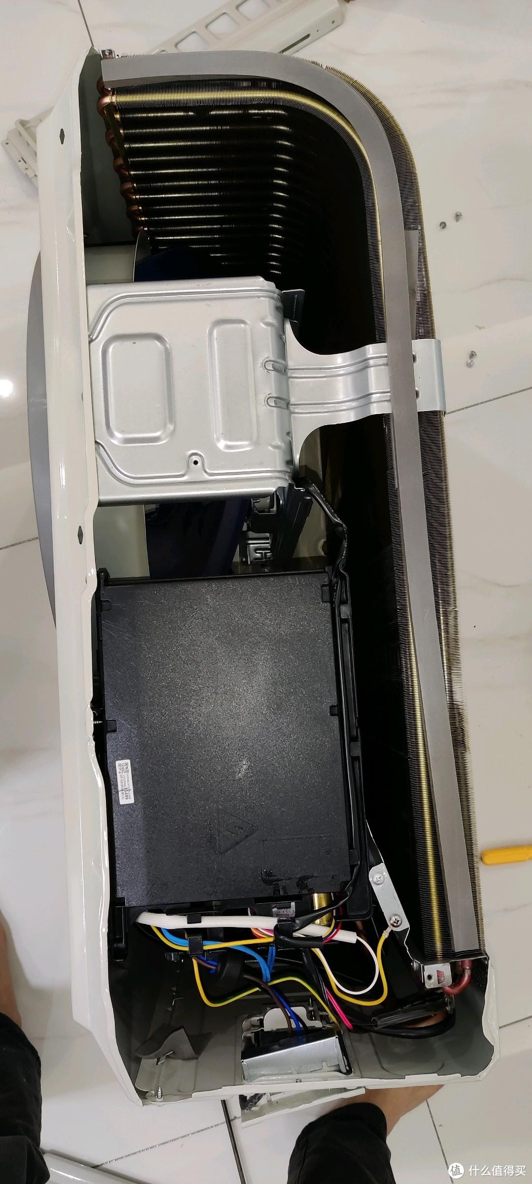 关于最近谣言满天飞的华凌KFR-35GW/N8HE1缩水开箱