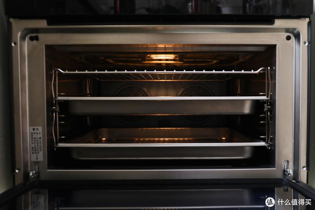 """凯度 TD Pro蒸烤一体机体验:烹饪美食就是这么简单,踩着""""风火轮""""它就来了!"""