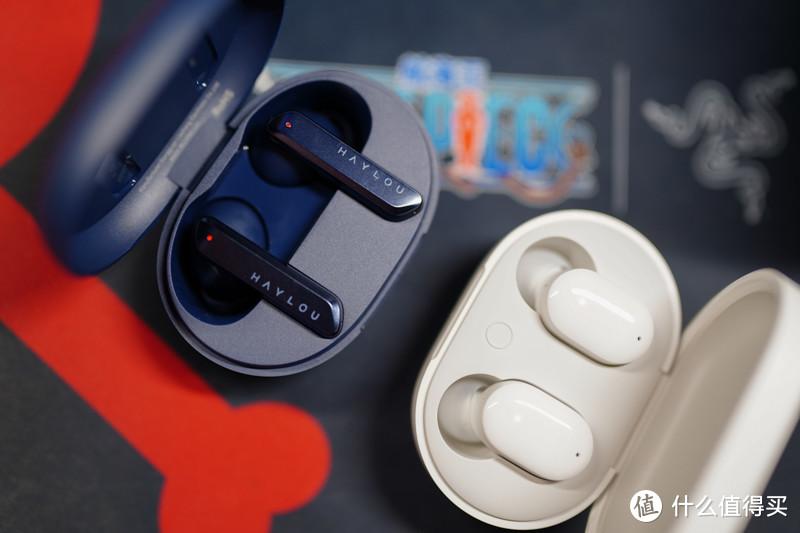 圈铁真无线真PK:HAYLOU W1开箱与红米AirDots3对比