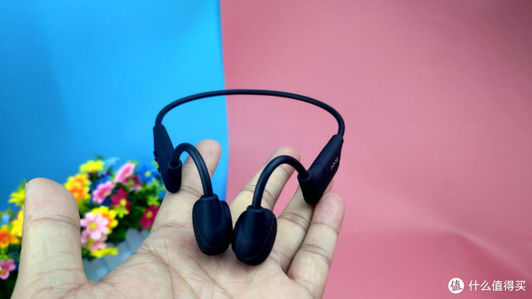 听歌不入耳,运动黑科技,南卡Runner CC II 骨传导耳机
