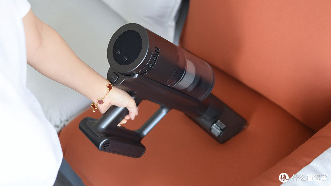 顺造Z15 Pro手持吸尘器:家居清洁必备神器