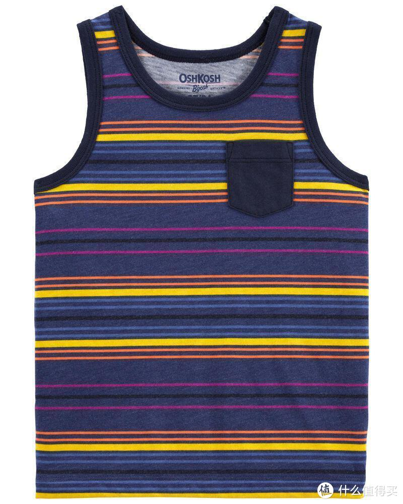 炎热夏季,想穿的凉快些?别样海外购带你寻找:适合3-6岁儿童穿着的OSHKOSH上衣推荐