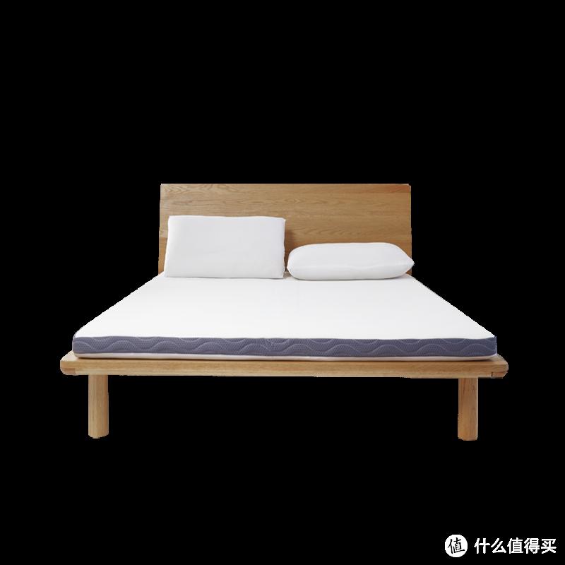 有力支撑,分区释压,夏日清凉洁净好床垫儿