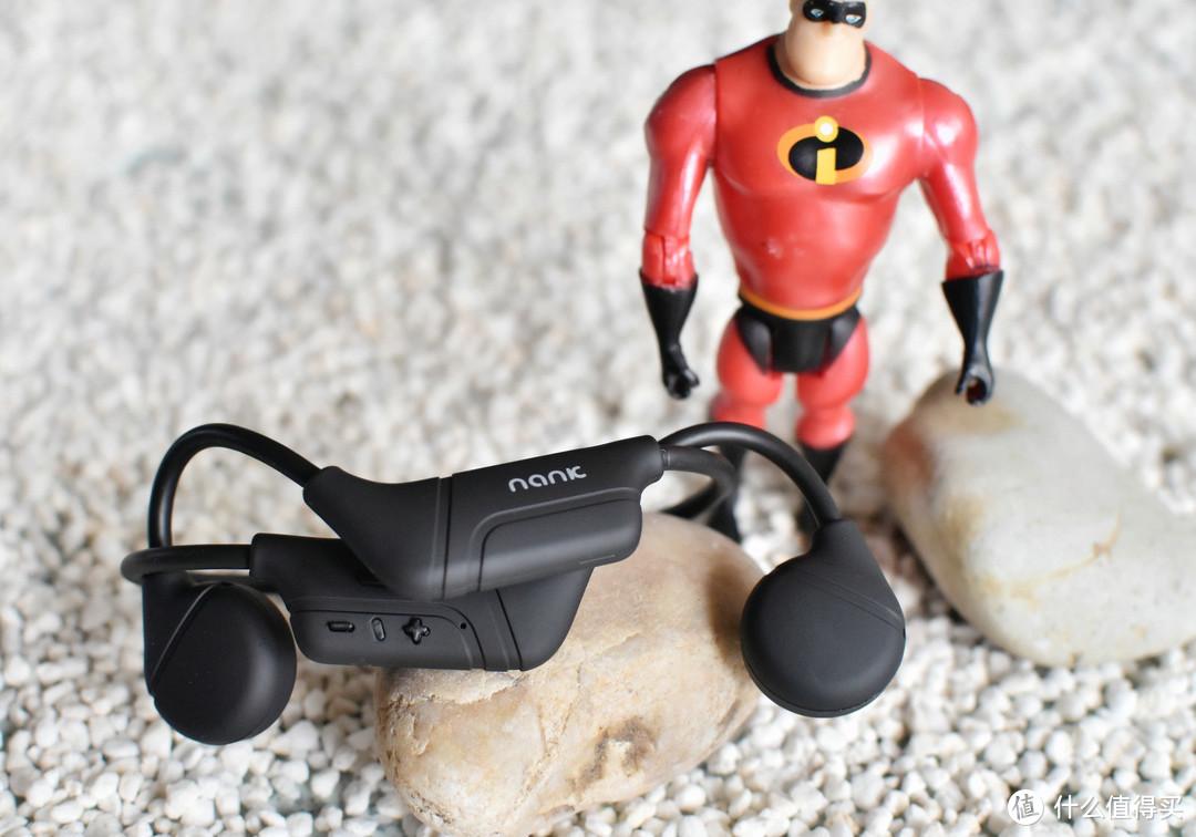 听歌戴耳机不用塞进耳朵里,南卡Runner CC II骨传导运动耳机体验